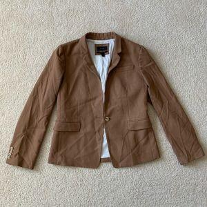 NWOT J.Crew Regent Schoolboy Blazer Sz 16 Wool
